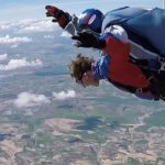 Aerial sports in Spain