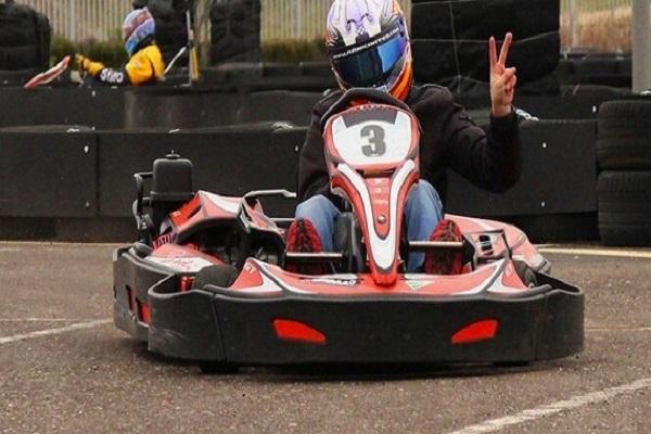 Karting in Spain