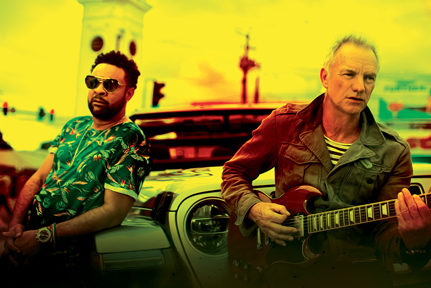 Sting and Shaggy - Calella de Palafrugell
