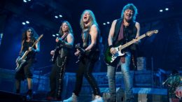 Iron Maiden in Concert, Madrid, July 14th